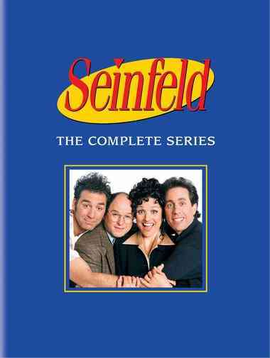 SEINFELD:COMPLETE COLLECTION BY SEINFELD,JERRY (DVD)